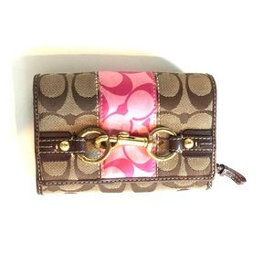 COACH limited edition wallet